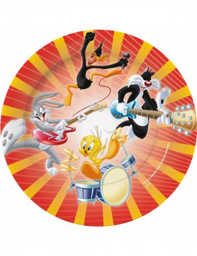 10 platos Looney Tunes?