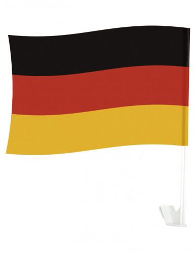 Drapeau pour voiture supporters allemands