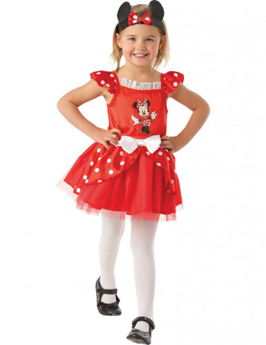 Déguisement ballerine Minnie Disney™ fille