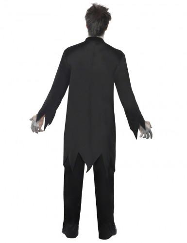 Déguisement zombie religieux homme Halloween-2