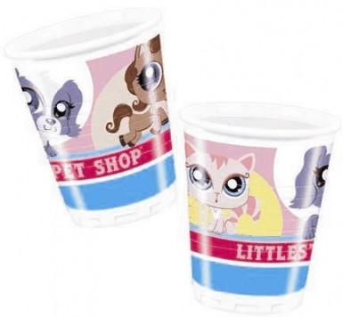 8 gobelets Pet Shop™