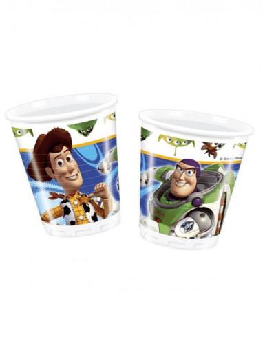 10 vasos de plástico Toy Story 3?