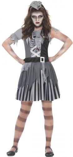 Déguisement pirate fantôme fille