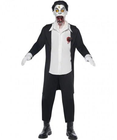 Déguisement pantin Living Dead Dolls™ homme Halloween