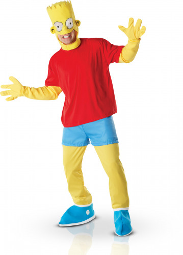 Déguisement Bart Simpson™ adulte