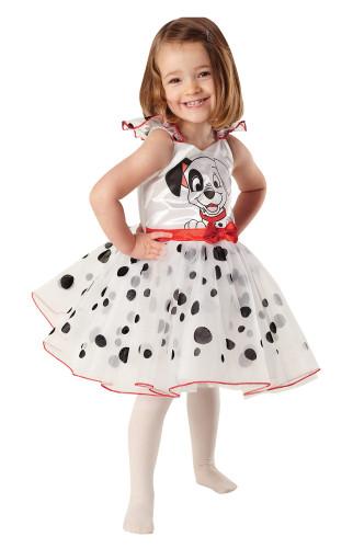 Déguisement Ballerine 101 Dalmatiens™ enfant pour fille