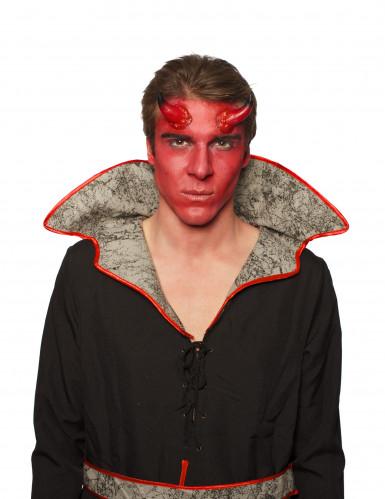 Kit maquillage démon adulte Halloween-3