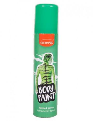 Spray corps et cheveux vert