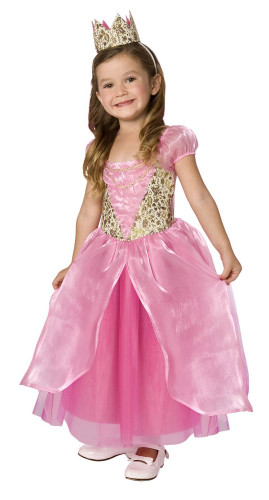 déguisement de princesse enfant fille