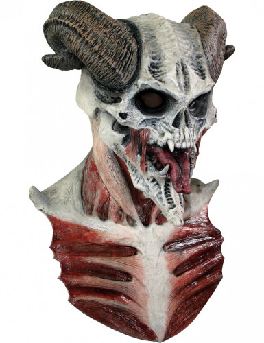 Masque squelette diabolique Adulte Halloween
