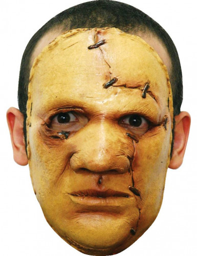 Masque tueur jaune adulte Halloween