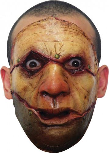 Masque tueur visage lacéré adulte Halloween