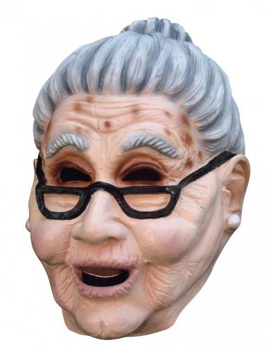 Masque grand-mère adulte