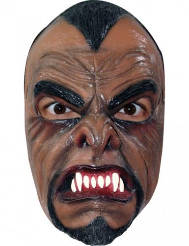 Masque loup garou effrayant adulte Halloween