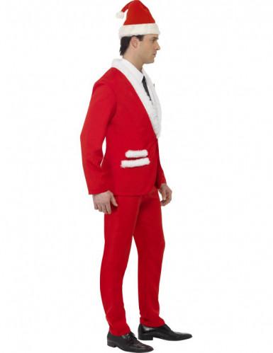 Déguisement Père Noël costume adulte-2