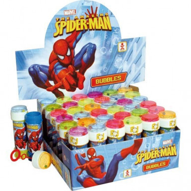 Flacon bulles de savon Spiderman™