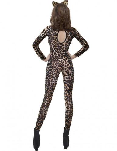 Déguisement léopard marron adulte-1