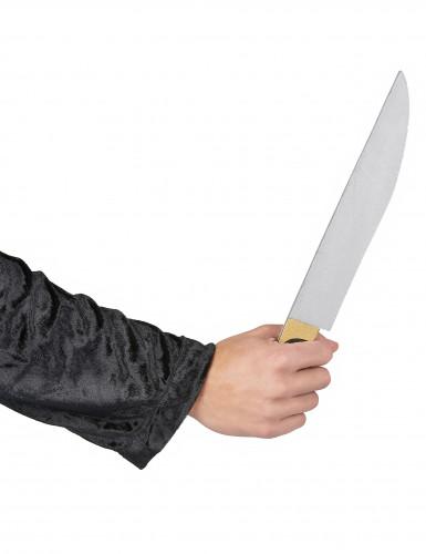 Couteau en mousse adulte 33 cm-1