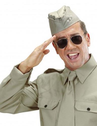 beaucoup de choix de couleurs et frappant la réputation d'abord Chapeau soldat aviateur américain adulte