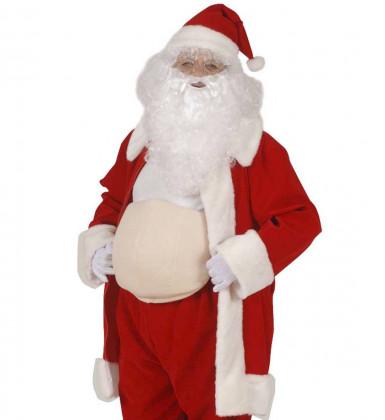 Ventre rembourré Père Noël adulte-1