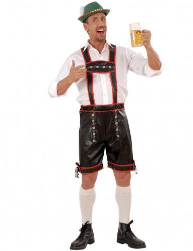 Déguisement bavarois adulte
