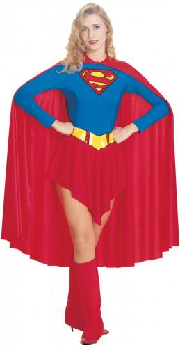 Déguisement couple Supergirl mère et fille-2