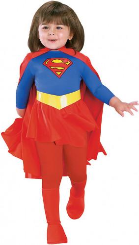 Déguisement couple Supergirl mère et fille-1
