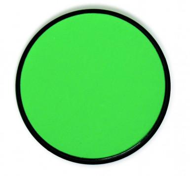 Fard visage et corps vert Grim'Tout®