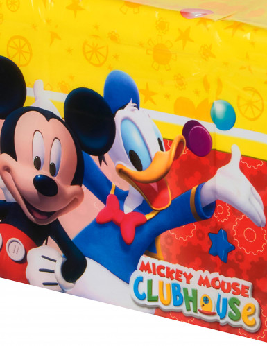 Nappe plastique Mickey Mouse™-1