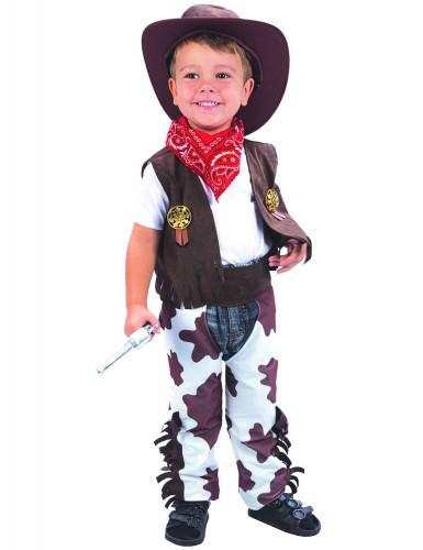 Déguisement cowboy classique garçon