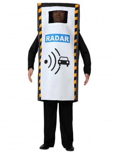 Déguisement radar adulte