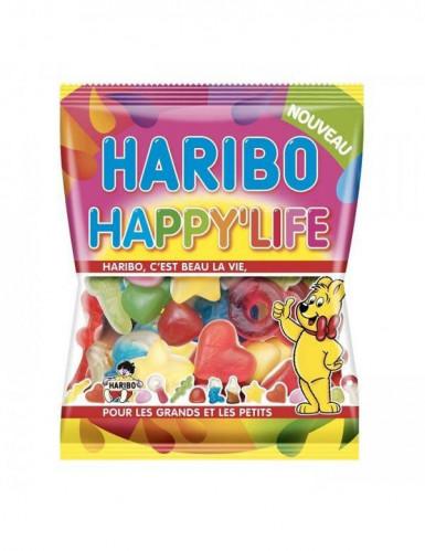 Sachet bonbons happy'life Haribo