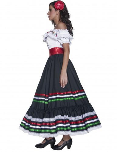 Déguisement danseuse mexicaine femme-1