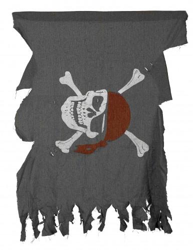 Drapeau pirate authentique