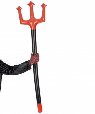 Fourche diable gonflable 150 cm Halloween-1