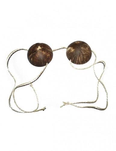 Soutien-gorge noix de coco