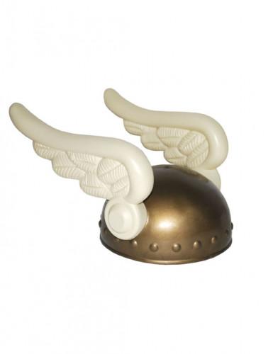 Casque gaulois avec ailes enfant