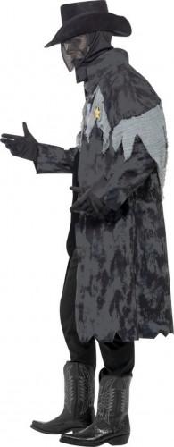 Déguisement fantôme shériff homme Halloween-1