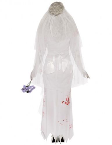 Déguisement zombie mariée femme Halloween-1