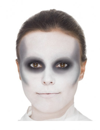 Kit maquillage momie adulte Halloween-2