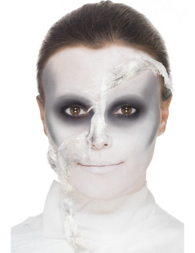 Kit maquillage momie adulte Halloween-1