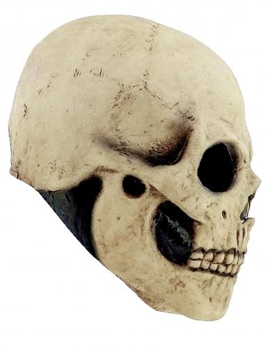 Masque tête de mort adulte Halloween-2