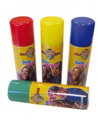 Bombe fils serpentins multicolores 83 ml