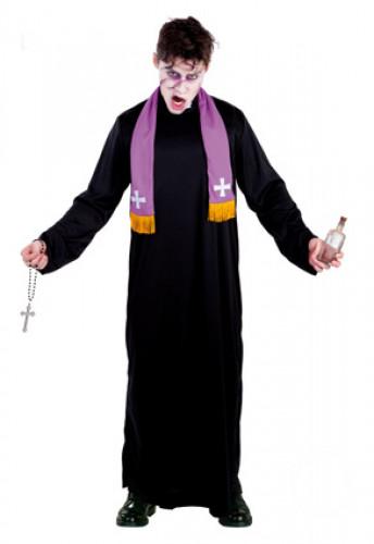Déguisement Père Karras L'exorciste™ homme