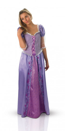 Déguisement Raiponce Disney™ adulte
