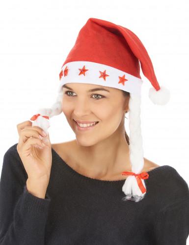 Bonnet lumineux Noël adulte-1