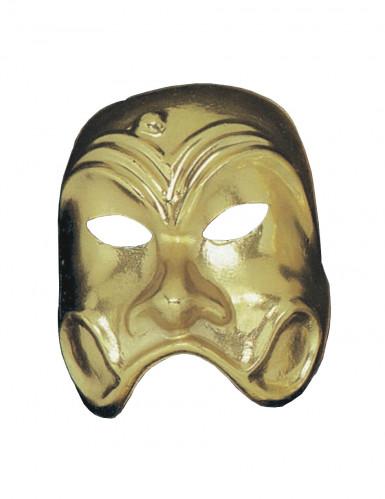 Masque comédie or adulte