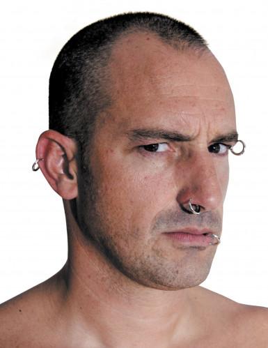 Kit 8 piercings
