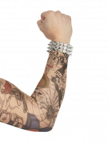 Manches faux tatouages 38 cm-1