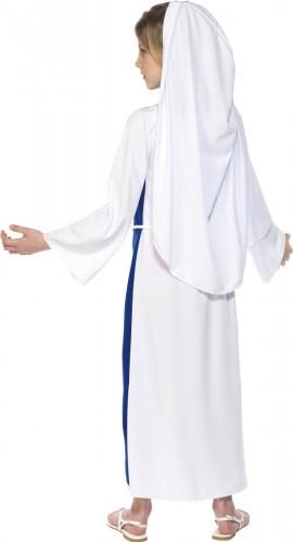 Déguisement Marie fille robe Noël-2